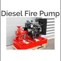 Jual Diesel Fire Pump