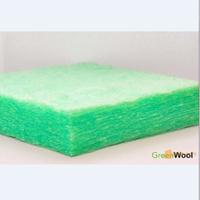Peredam Suara Green Wool  1
