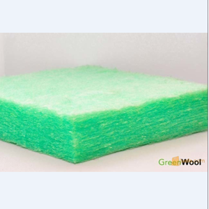 Peredam Suara Green Wool