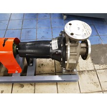 Supplier of CENTRIFUGAL END SUCTION PUMP - Supplie