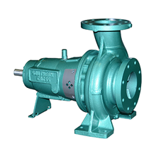 CENTRIFUGAL END SUCTION PUMP - Supplier pompa sentrifugal murah