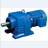 Jual Geared Motor Blue