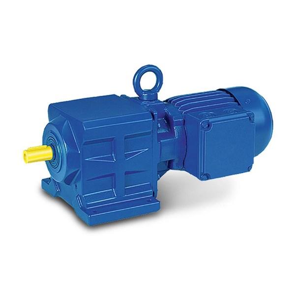 Jual Geared Motor Blue