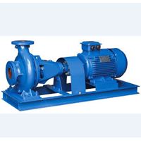 Pompa Centrifugal Couple With Motor 1