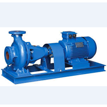 Pompa Centrifugal Couple With Motor