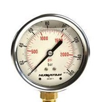 Distributor Distributor Pressure Gauge - Jual Pressure Gauge 3