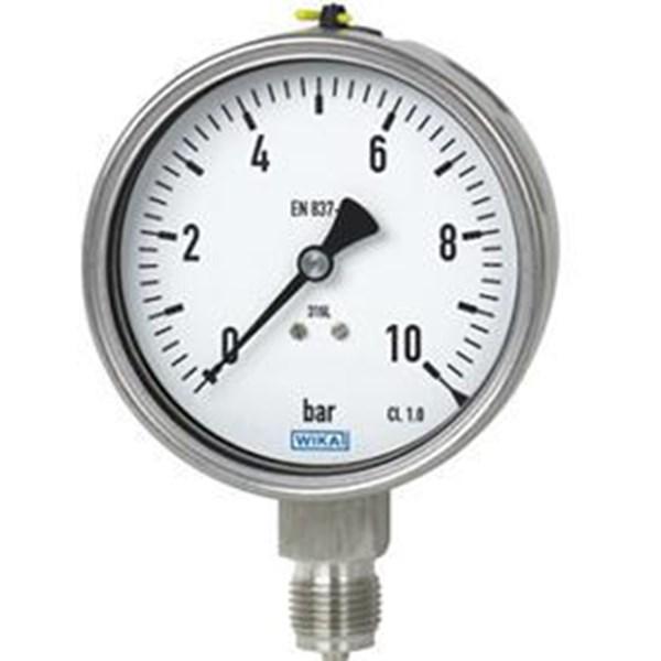 Distributor Pressure Gauge - Jual Pressure Gauge