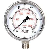 Pressure gauge murah - Distributor Pressure Gauge murah
