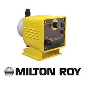 Dosing pump MILTON ROY - Jual Dosing pump MILTON ROY