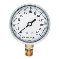 alat ukur tekanan air aschroft -  Harga Pressure Gauge Aschroft