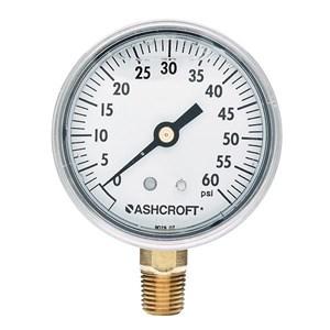 Dari Jual alat ukur tekanan air aschroft -  Harga Pressure Gauge Aschroft 0