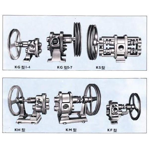 Distributor Gear Pump KUNDEA - Distributor Gear Pump KUNDEA