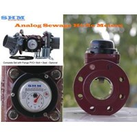 Flow Meter SHM - Distributor Flowmeter SHM 1