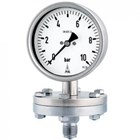 Alat Ukur Tekanan Air - Distributor Pressure Gauge  2