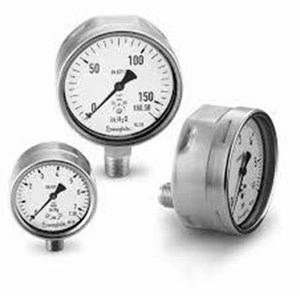 Dari Alat Ukur Tekanan Gas - Agen Pressure Gauge  0