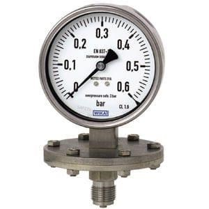 Alat Ukur Tekanan Gas - Supplier Pressure Gauge