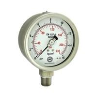 Jual Alat Ukur Tekanan Air - Harga Pressure Gauge  2