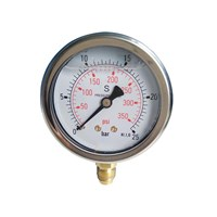Distributor Alat Ukur Tekanan Air - Harga Pressure Gauge  3