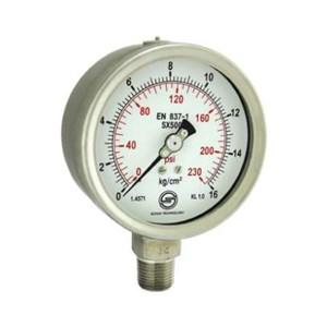 Dari Alat Ukur Tekanan Air - Harga Pressure Gauge  1