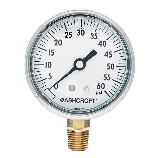 Alat Ukur Tekanan Air - Harga Pressure Gauge