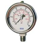 Alat Ukur Tekanan Air - Distributor Pressure Gauge WIKA 3