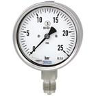 Alat Ukur Tekanan Air - Distributor Pressure Gauge WIKA 1