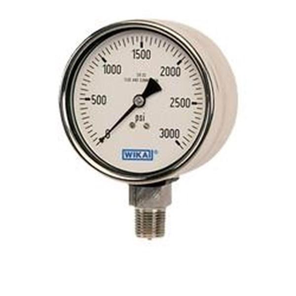 Barometer Alat Ukur Tekanan Udara - Agen Pressure Gauge WIKA