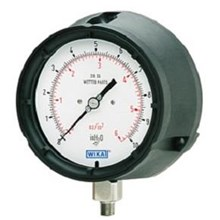 Alat Ukur Tekanan Gas - Supplier Pressure Gauge WI