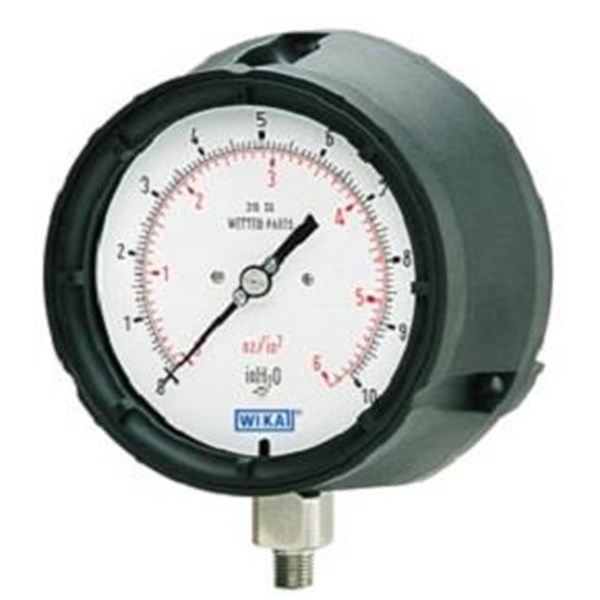 Alat Ukur Tekanan Gas - Supplier Pressure Gauge WIKA