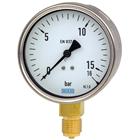 Alat Ukur Tekanan Air - Jual Pressure Gauge WIKA 3
