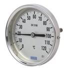 Alat Ukur Tekanan Air - Jual Pressure Gauge WIKA 2