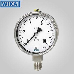 Dari Alat Ukur Tekanan Air - Jual Pressure Gauge WIKA 0