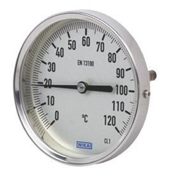 Alat Ukur Tekanan Air - Jual Pressure Gauge WIKA