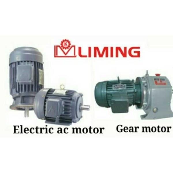 Motor Induksi China - Motor Elektrik China Murah