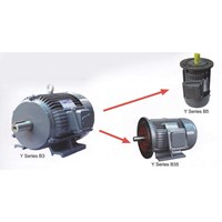 Jual Motor Induksi YUEMA - Agen Motor Elektrik YUEMA