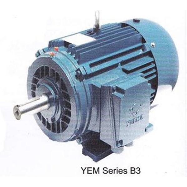 Motor Induksi YUEMA - Distributor Electric Motor YUEMA