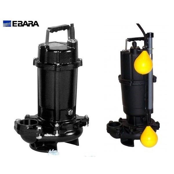 Pompa Submersible EBARA - Pompa Submersible EBARA Murah & Lengkap