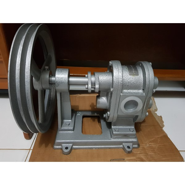 Distributor Gear Pump Stainless Steel KUNDEA - Distributor Gear Pump KUNDEA