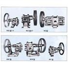 Gear Pump Stainless Steel KUNDEA - Agen Gear Pump KUNDEA 1