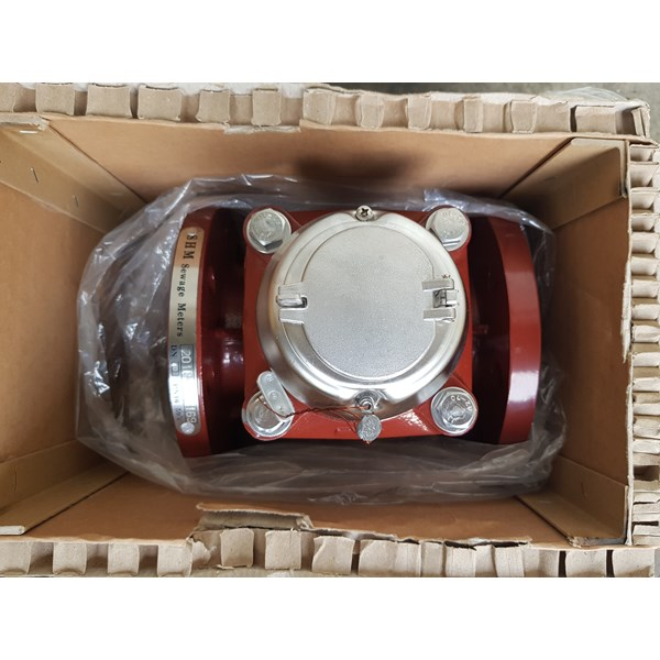 "Jual Flowmeter SHM 2"" DN 50 - Supplier Flowmeter SHM 2 inch"