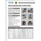 Agen SHM Stainless Steel Flowmeter - Jual SHM Stainless Steel Flowmeter 2
