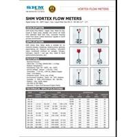 Dari Distributor SHM Vortex Flowmeter - Jual SHM Vortex Flowmeter 1