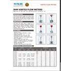 Harga SHM Vortex Flowmeter - Jual SHM Vortex Flowmeter 2