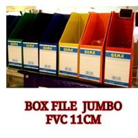 Box File Jumbo 11Cm Pvc 1