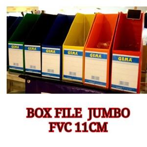 Box File Jumbo 11Cm Pvc