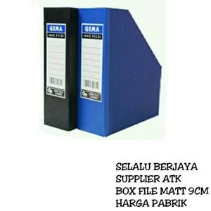 Box File Matt 9Cm