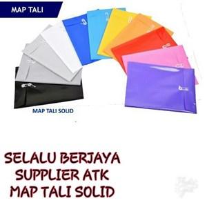 Alat Kantor Lainnya Map Tali Plastik