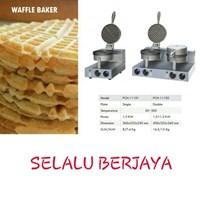 Mesin Pemanggang/ Pembuat Waffle Double