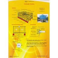 Jual Storage Tank Roof Tank Fiberglass 2