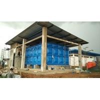 Distributor Storage Tank Roof Tank Fiberglass 3